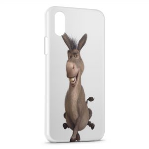 Coque iPhone XS Max Shrek Ane