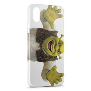 Coque iPhone XS Max Shrek Dessins animés