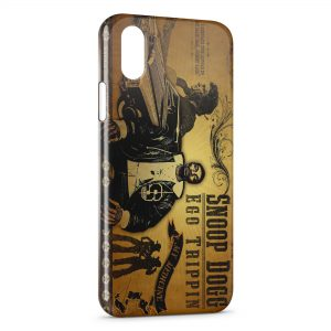 Coque iPhone XS Max Snoop Dogg 2