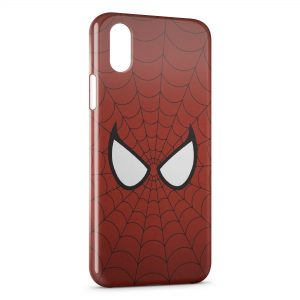 Coque iPhone XS Max Spiderman 22 Graphic