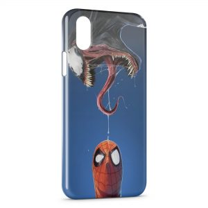 Coque iPhone XS Max Spiderman 7