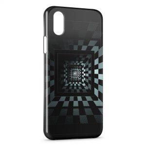 Coque iPhone XS Max Spirale 7