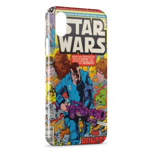 Coque iPhone XS Max Star Wars Comics Group