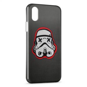 Coque iPhone XS Max Star Wars Funny