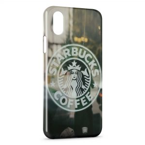 Coque iPhone XS Max Starbucks Coffee 5