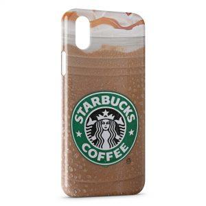 Coque iPhone XS Max Starbucks2