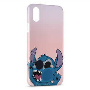 Coque iPhone XS Max Stitch 16