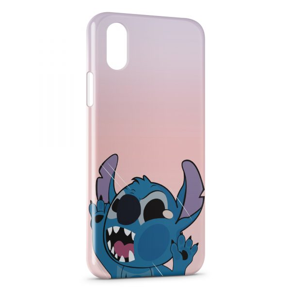 coque stitch iphone xs max