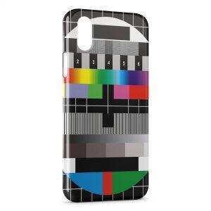 Coque iPhone XS Max TV Television