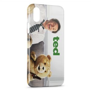 Coque iPhone XS Max Ted Le Film