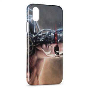 Coque iPhone XS Max Terminator 4