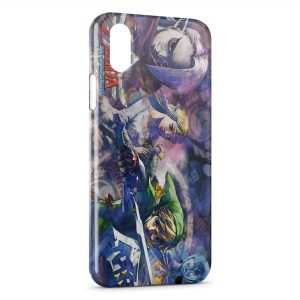 Coque iPhone XS Max The Legend of Zelda Skyward Sword 3
