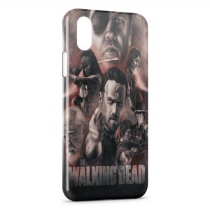 Coque iPhone XS Max The Walking Dead 11