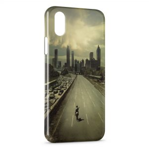 Coque iPhone XS Max The Walking Dead