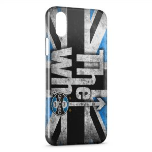 Coque iPhone XS Max The Who Music