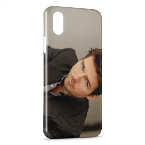 Coque iPhone XS Max Tom Cruise
