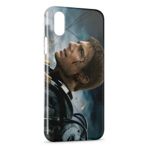 Coque iPhone XS Max Tom Cruise Edge of Tomorrow