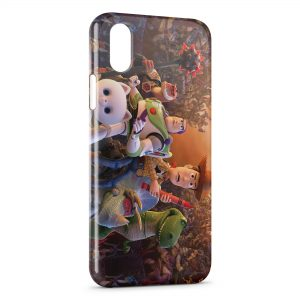 Coque iPhone XS Max Toy Story