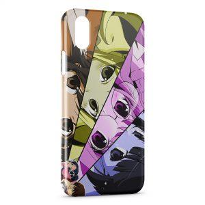 Coque iPhone XS Max Tsukihime Kami Nomi Zo Shiru Sekai Ataraxia