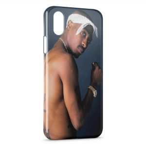 Coque iPhone XS Max Tupac