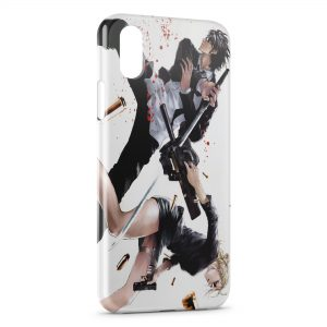 Coque iPhone XS Max Until Death Do Us Part
