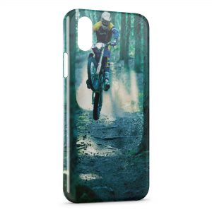 Coque iPhone XS Max VTT Foret