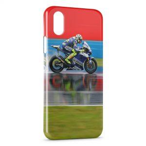 Coque iPhone XS Max Valentino Rossi Motogp