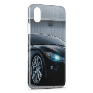 Coque iPhone XS Max Voiture de Luxe 5