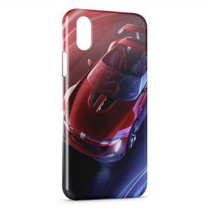 Coque iPhone XS Max Volkswagen GTI Roadster concept car 2
