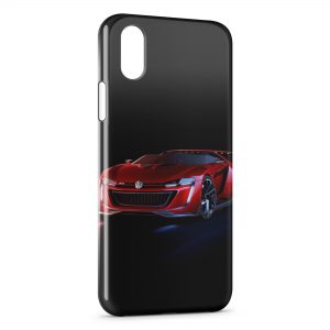 Coque iPhone XS Max Volkswagen GTI Roadster concept car