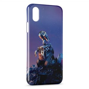 Coque iPhone XS Max Wall-E