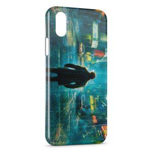 Coque iPhone XS Max Watchmen