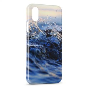 Coque iPhone XS Max Water in Life