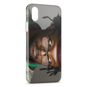 Coque iPhone XS Max Will I Am