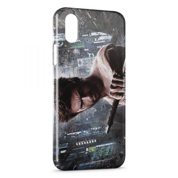 Coque iPhone XS Max Wolverine2