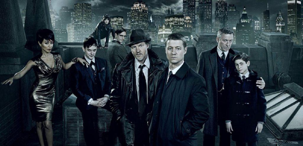 série Gotham de 2014