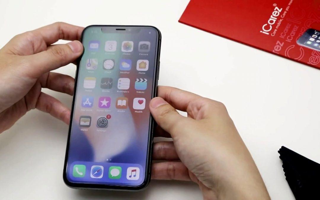 Le meilleur écran est celui de l'iPhone X selon DisplayMate