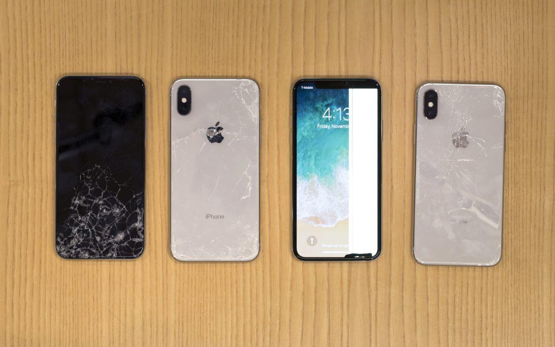 Square Trade annonce que l'iPhone X est beaucoup trop fragile