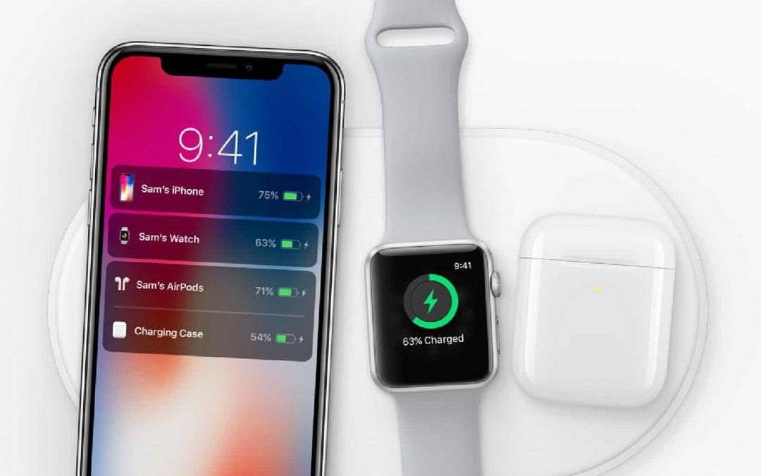 Le chargement sans fil de l'iPhone X détériorerait la batterie
