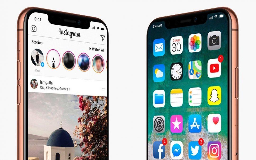 L'application Xout0f10 imite l'encoche de l'iPhone X sur Android