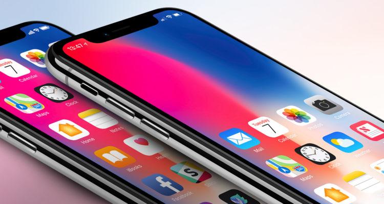 L'iPhone X est le smartphone le plus vendu au monde (1er trimestre 2018)