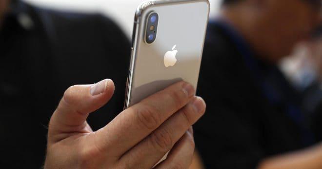 La production des iPhone X est en hausse