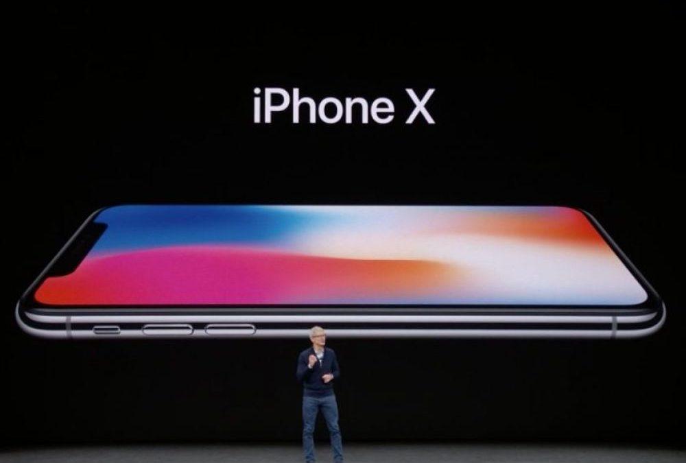 Tim Cook est satisfait des ventes de l'iPhone X